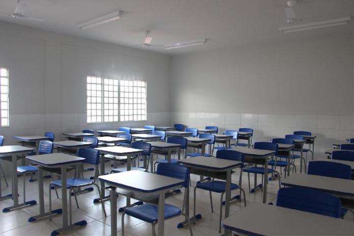 escola - sala de aula