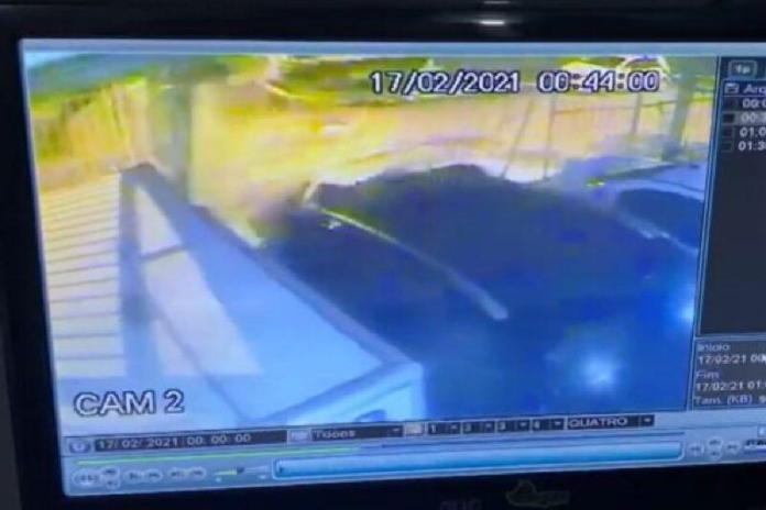 motorista embriagada