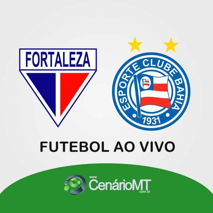 futebol ao vivo assistir jogo do Fortaleza x Bahia