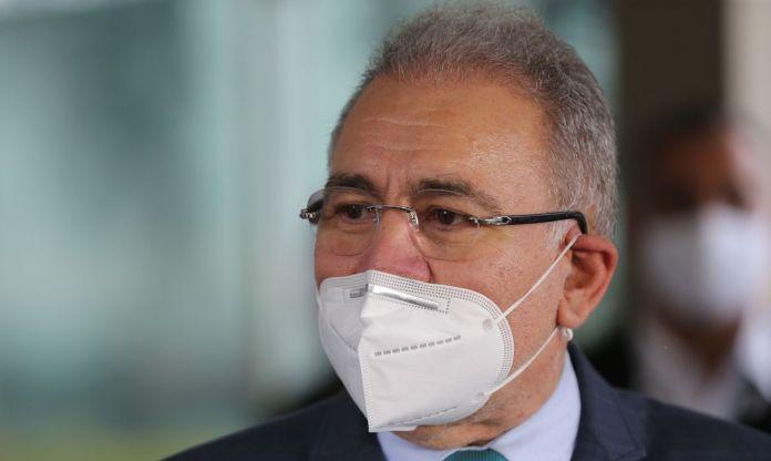 ministro da Saúde Queiroga