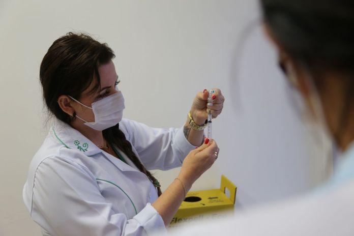 vacinas covid Lucas do Rio verde
