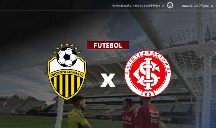 Deportivo Táchira x Internacional onde assistir