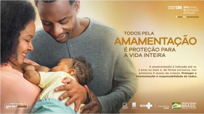 aleitamento materno no Brasil