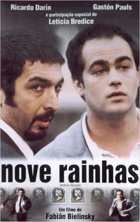 Poster Nove Rainhas