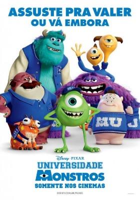 Universidade-monstros_poster