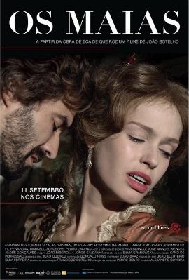 Os-maias-cenas-da-vida-romantica_poster