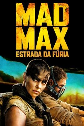 Mad Max Estrada da Fúria_poster