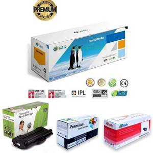 Toner Q3960A BK 122A za HP Color Laser Jet 1500 1500L 2500L 2500N 2500 2500TN 2550LN 2550 2550L 2550N 2820 AIO 2840 AIO;CANON LBP 5200 MF 8180C