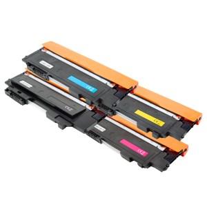 Toner W2070 W2071 W2072 W207317A za HP Color Laser 150a MFP 178 179 series bez čipa