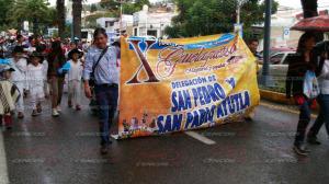 Convite X Guelaguetza Magisterial y Popular 2015(10)