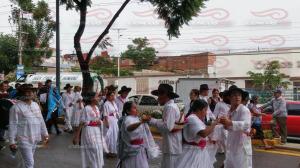 Convite X Guelaguetza Magisterial y Popular 2015(14)