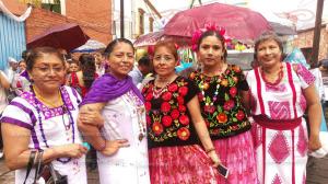 Convite X Guelaguetza Magisterial y Popular 2015(18)