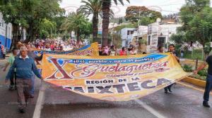 Convite X Guelaguetza Magisterial y Popular 2015(7)