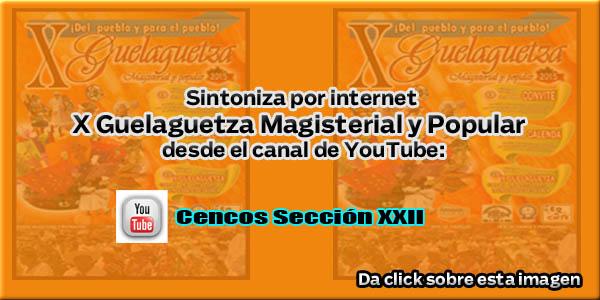 Guelaguetza por Internet2