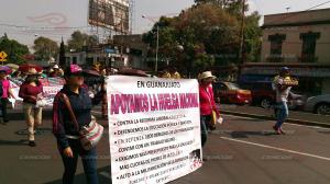 Marcha Masiva Nacional DF 15 julio 2015(3)