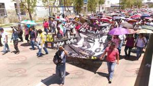 Megamarcha Nacional Oaxaca 27 julio 2015(10)