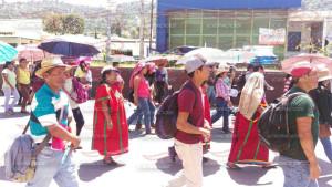 Megamarcha Nacional Oaxaca 27 julio 2015(15)