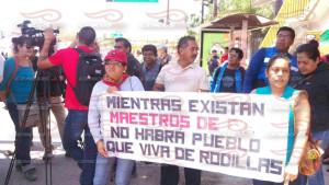 Megamarcha Nacional Oaxaca 27 julio 2015(4)