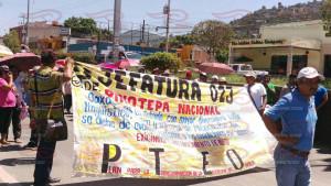 Megamarcha Nacional Oaxaca 27 julio 2015(9)