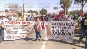 Megamarcha Nacional en Oaxaca 27 julio 2015(15)
