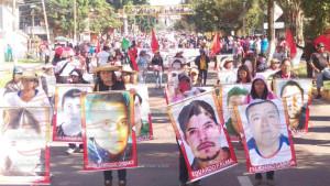Megamarcha Nacional en Oaxaca 27 julio 2015(2)