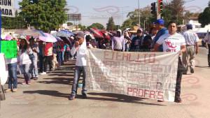 Megamarcha Nacional en Oaxaca 27 julio 2015(6)