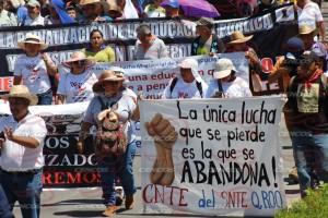 Megamarcha Nacional y mitin 27 julio 2015(2)
