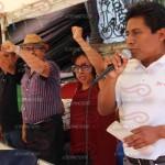 Mitin Mixteca y Sierra 30 julio 2015(3)