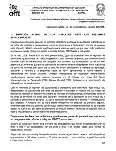 Documento Orientador para Jubilados y Pensionados octubre 2015(1:9)