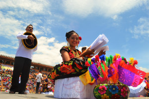 Guelaguetza Magisterial y Popular 2016_20