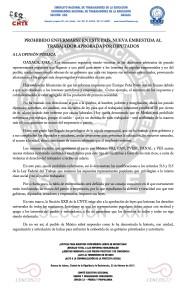 Boletín - PROHIBIDO ENFERMARSE EN ESTE PAÍS- 22 febrero 2017