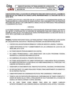 Convocatoria para la elección de aspirantes para ser Concejales de la APPO marzo de 2017(1:2)