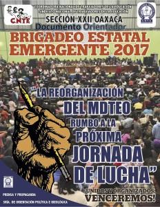 Documento Unico Orientador del brigadeo abril de 2017