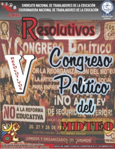 RESOLUTIVOS V CONGRESO febrero de 2018
