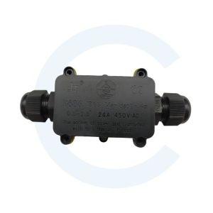 Caja de conexiones impermeable Greenway 003011603 M686-2 IP68, 24A 450VAC - Cenel Europe slu - Electronic Componentes - tienda online recambios electrónicos