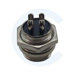 003011018 C31 Conector de micrófono - Cenel Europe slu - Electronic Components - Tienda online de material electrónico