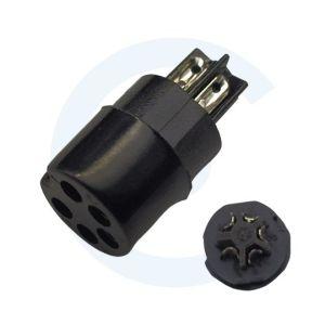 003011205 C31 Enchufe de micrófono de hembra - Cenel Europe slu - Electronic Componnents - Tienda online de componentes electrónicos