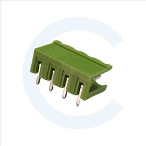 Bloque borna macho 4 pines Xinya - Cenel Europe Slu - Electronic components - Recambios y repuestos electrónicos - Tienda online