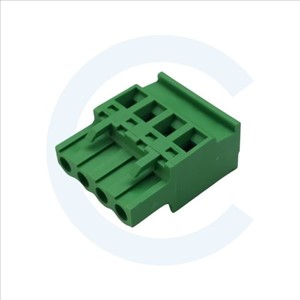 Bloque borna recto hembra 4 pines XINYA - Cenel Europe Slu - Electronic components - Recambios y repuestos electrónicos - Tienda online