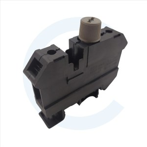 003FUS028 Porta fusible carril din - DEGSON - circular 5x20mm - CENEL Europe - AT2PS-CKIT electronic components - tienda online