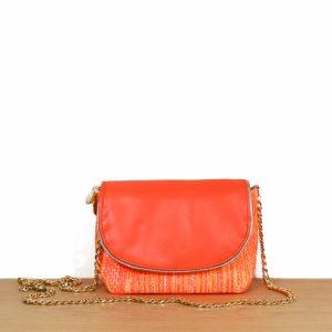 Cénélia | colored tweed little bag
