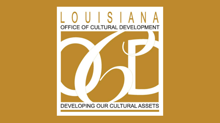 La. Office of Cultural Development - Logo
