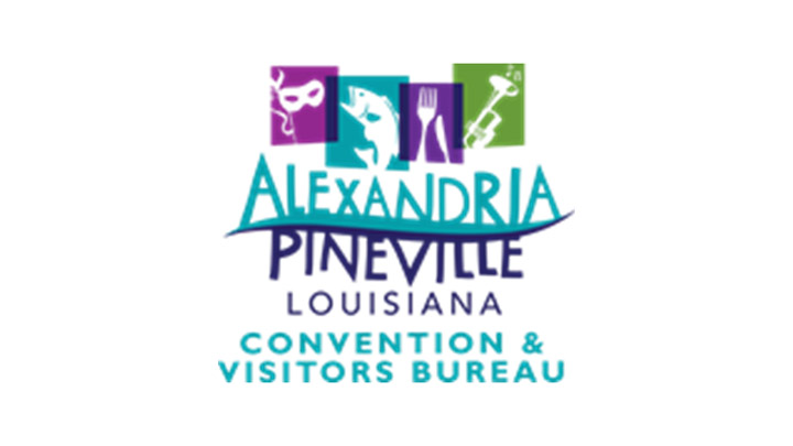 Alexandria-Pineville Convention & Visitors Bureau - Logo