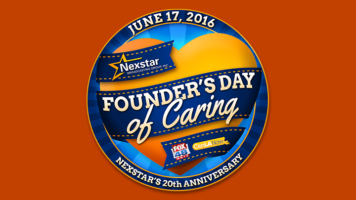 Nexstar Broadcasting Founder's Day of Caring 2016 - WNTZ Version