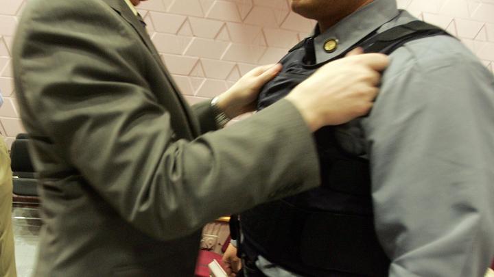 Bulletproof Vest - Getty Images