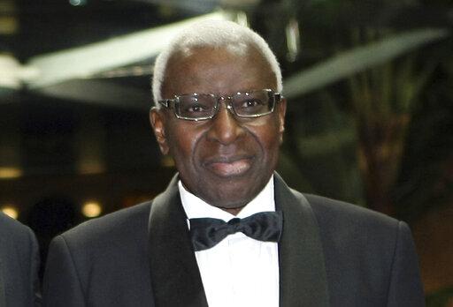 Prince Albert II, Lamine Diak