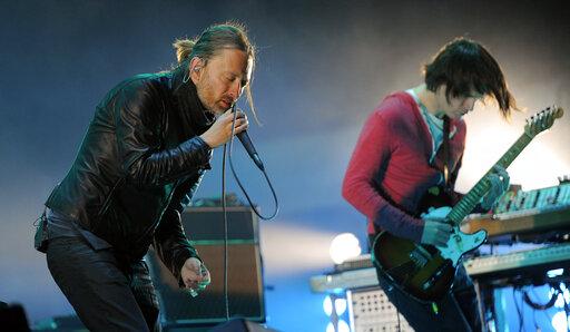 Thom Yorke, Jonny Greenwood