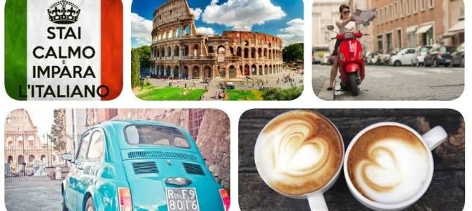Ciao Italia – besplatan info čas italijanskog jezika