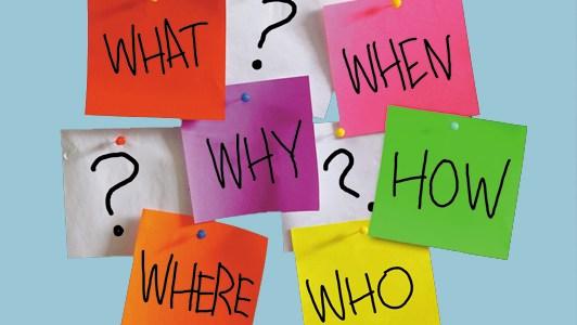 Kako da postavite pitanje u engleskom jeziku?
