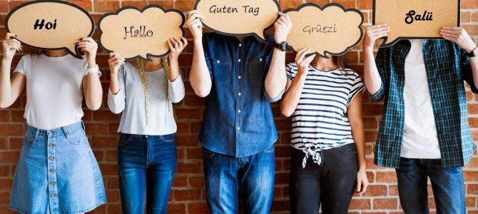 Kako se nemački razlikuje u Nemačkoj, Austriji i Švajcarskoj